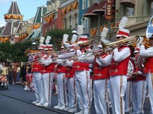 Welcoming Committee at Walt Disney World
