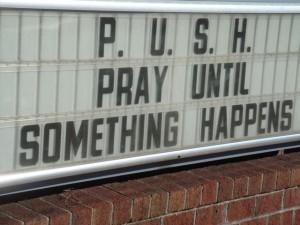 Lowell, MA Church Sign