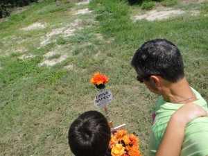 On The Way Home, We Prayed For Alberto's Family