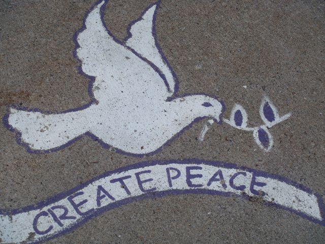 Hopefully, Peace One Day