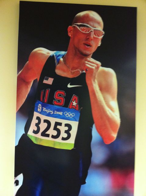 Jeremy Wariner, 2nd Greatest 400 Runner Ever